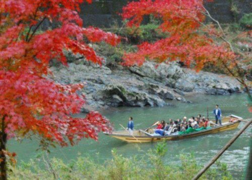 Hozugawa Kudari: Scenic Kyoto River Cruise Down One of the Area's Most Picturesque Valleys!