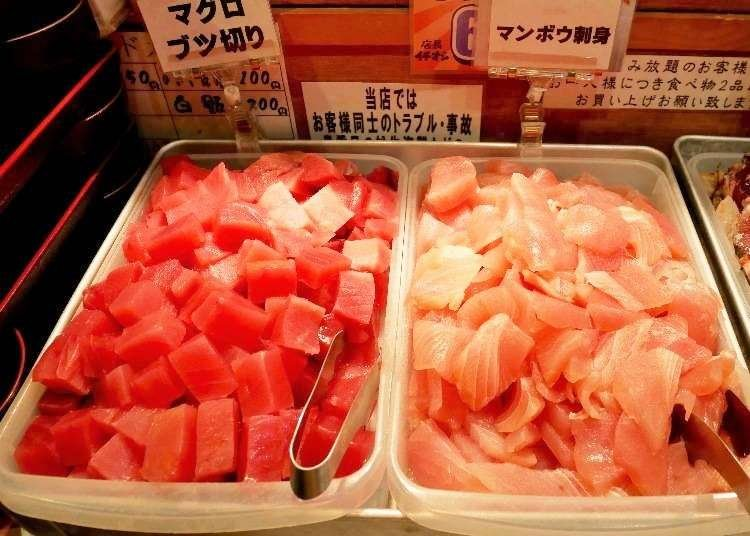 Numazuko Kaisho in Ueno: Good Quality, All-You-Can-Eat Seafood for Just US$12!?