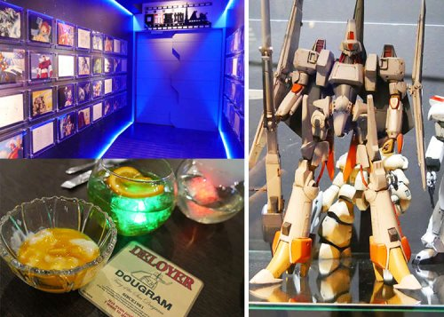 Izakaya Robo-Kichi: Drink, Feast and Watch Old-School Anime in Tokyo's Super-Secret Robot Pub!