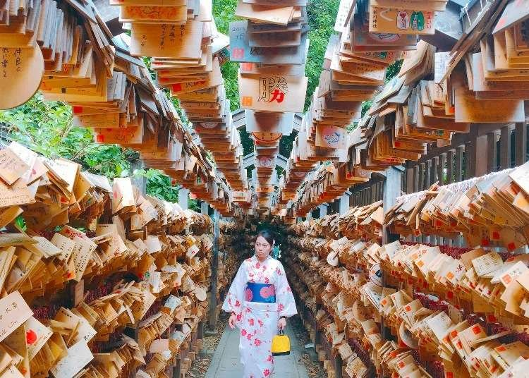 """Get a Kimono Makeover and Step Back in Time to Traditional Japan in """"Little Edo"""", Kawagoe!"""
