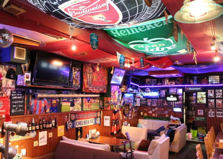 Best 3 Sports Bars in Sapporo: Foreigner-Friendly Spots for Nightlife Lovers!