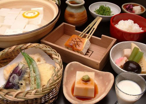 Eating Vegan & Vegetarian in Kyoto