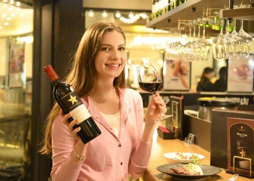 Osaka-Umeda Gourmet Guide: Amazing Wine Bar Offers Award-Winning 'Grande Polaire' Japanese Wines!