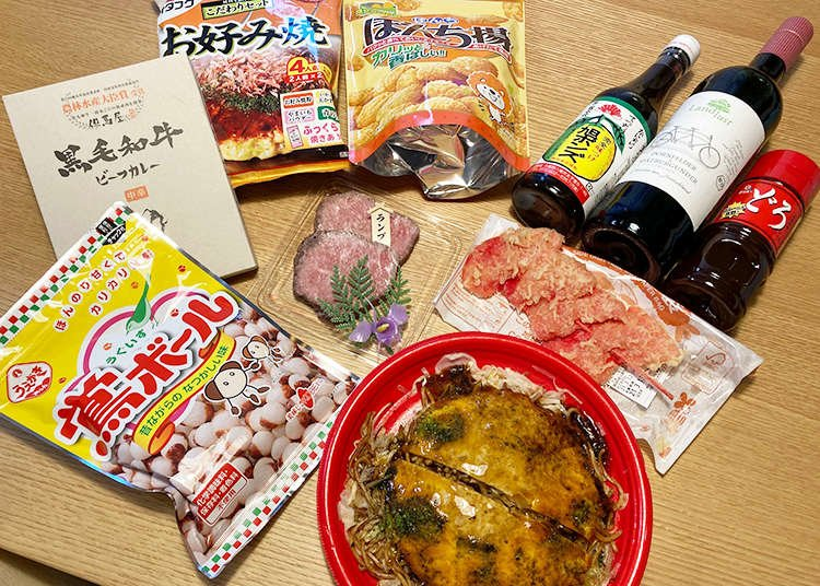 Top 10 Foods You Can Buy in an Osaka Supermarket: Take Home Dishes Loved by Locals as a Souvenir!