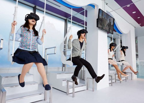 Explore Unknown Worlds with Unique VR Experiences in and around Tokyo!