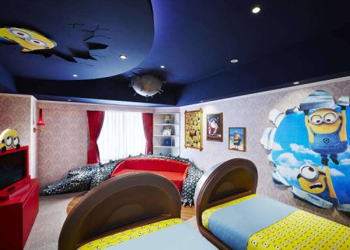 5 Best Hotels Near Universal Studios Japan: Top-Rated Places to Stay!
