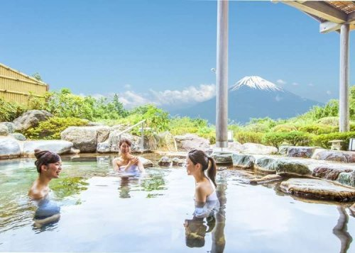 These 4 Best Hakone Ryokan Offer Budget-Friendly Outdoor Baths with Stunning Views!
