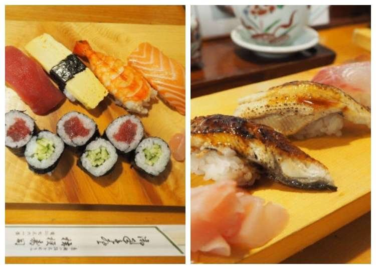 Where to Eat in Kyoto: 3 Amazing Kyoto Sushi Shops Serving Meals For $20!
