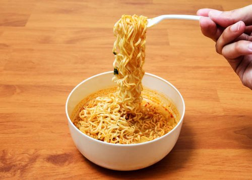 'It's Better With Cheese!' These Quirky Japanese Instant Ramen Arrangements Will Make Your Mouth Water!