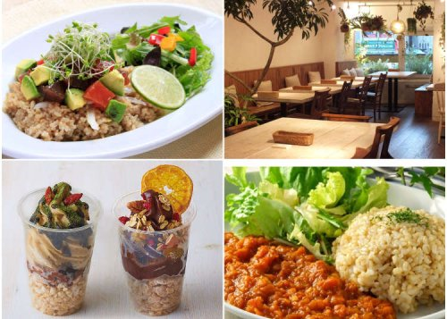 Rest Your Feet: 4 Perfect Organic Cafes in Shinjuku, Tokyo!