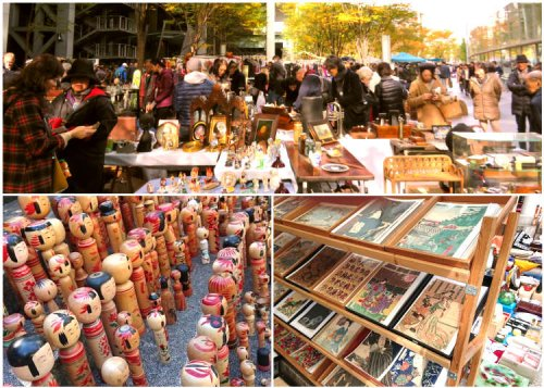11 Fantastic Flea Markets in Tokyo: Amazing Markets in Traditional Locations