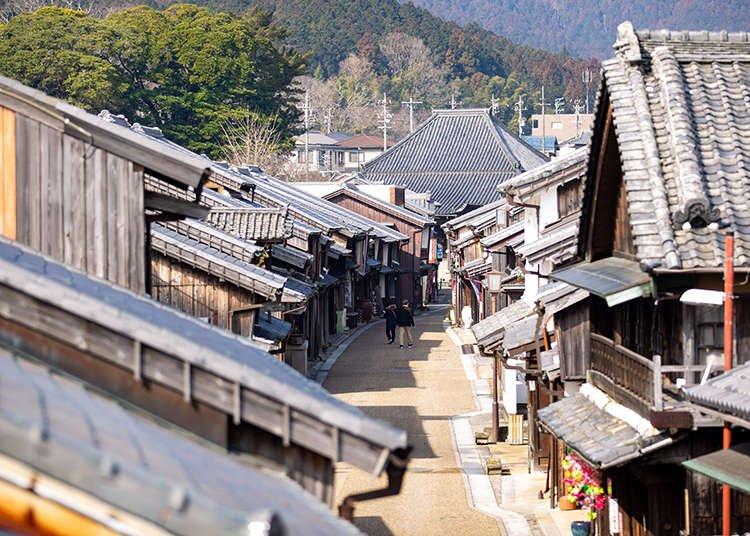 A Day of Sightseeing in Kansai's Throwback to the Edo Period - Seijuku