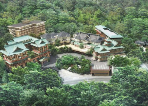 Japan's Famous Fujiya Hotel is Back!