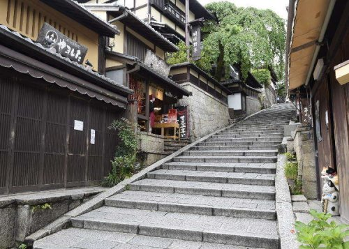 Ninenzaka and Sannenzaka: Walking Guide to Kyoto's Best Old Streets