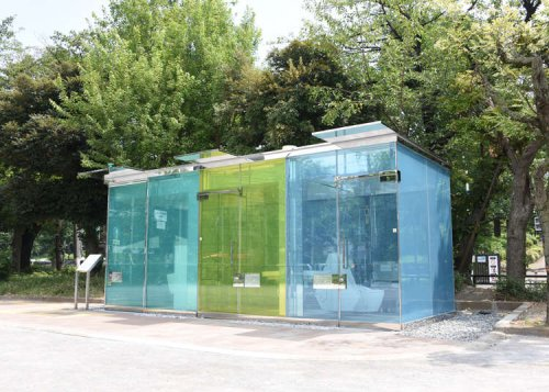 Transparent Bathrooms?! You Won't Believe What Tokyo Just Did With Its Public Toilets
