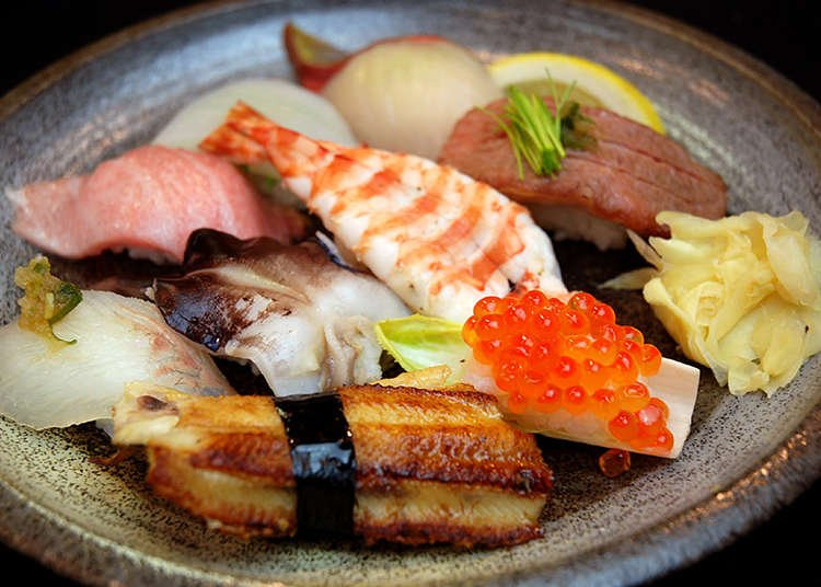 Sushi in Kobe: Best Places For Delicious Sushi and Japanese Spiny Lobster
