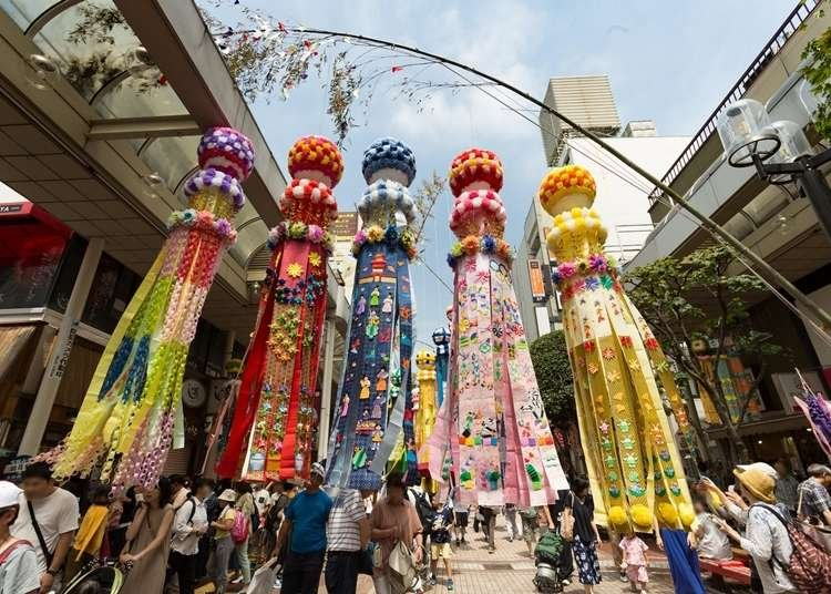 Summer In Sendai: All You Need To Know When Traveling To Sendai Between June And August!