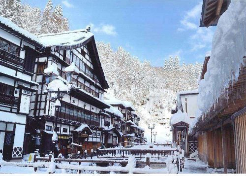 Magical Japanese Villages in Northern Tohoku