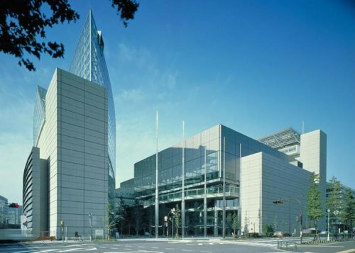 Tokyo Trip: Most Popular Other Architecture in Tokyo and Surroundings