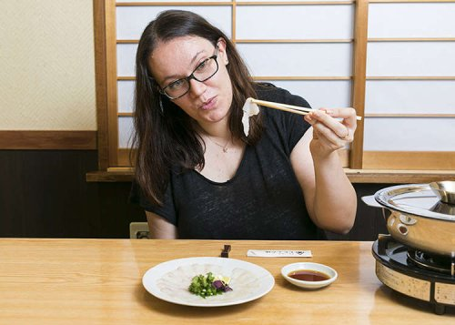 Japan's Infamous Fugu: Would YOU Eat Osaka's 'Lethal' Puffer Fish?