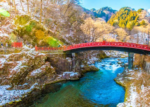 Complete Nikko Area Guide Featuring 20 Spots Every Tourist Should Visit!