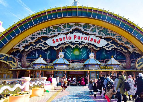 Visit Hello Kitty at Sanrio Puroland: Adults enjoy it just as much as kids do!