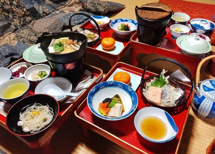 From Traditional Buddhist to Vegetarian: Top 3 Tasty Spots in Wakayama and Mount Koya