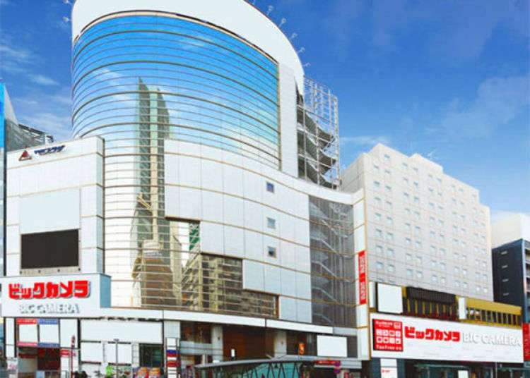 BicCamera Shibuya East Store: Top 5 Most Popular Home Electronics for Foreigners!