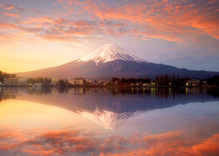 Why Mount Fuji