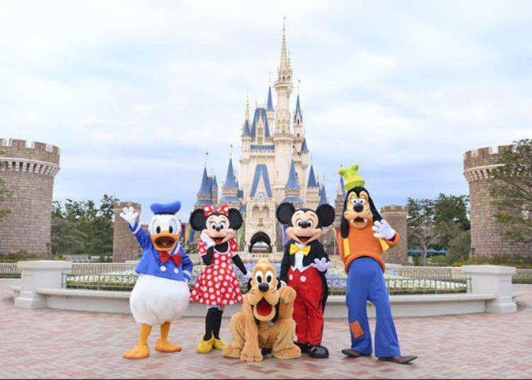 Tokyo Disneyland & Disney Sea Have Reopened! Guide to Tickets, Refunds & Coronavirus Countermeasures