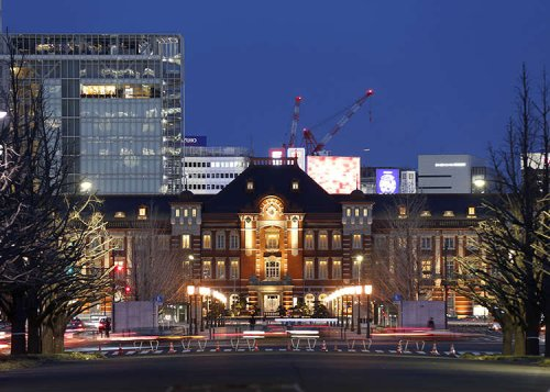 The Amazing Art and Architecture of Japan's Tokyo Station | LIVE JAPAN travel guide