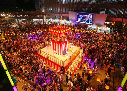 Traditional Japanese Summer Festivals in Tokyo for 2021!