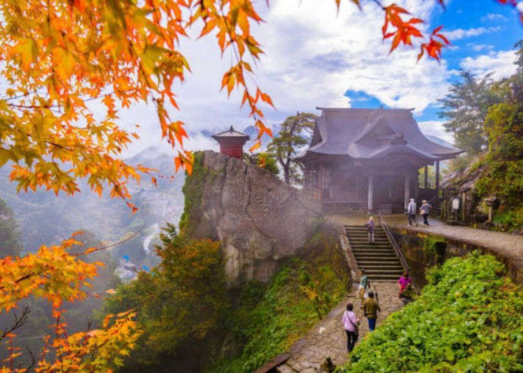 Bucket-list Worthy Places in Japan's Scenic Northeast