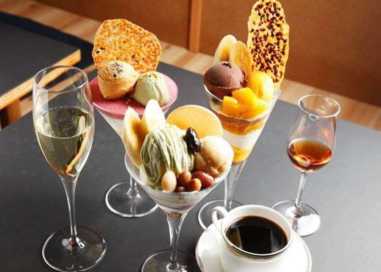 Sapporo's 'Shime Parfait' Dessert Trend Is All the Rage (Here's Why You'll Want it Too)!