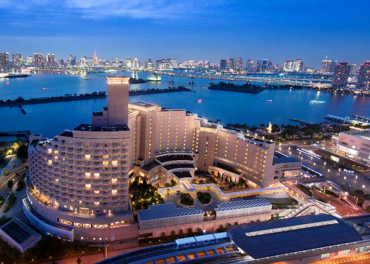 3 Best Odaiba Hotels: Enjoy Tokyo's Popular Island with Fun and Fanciness!