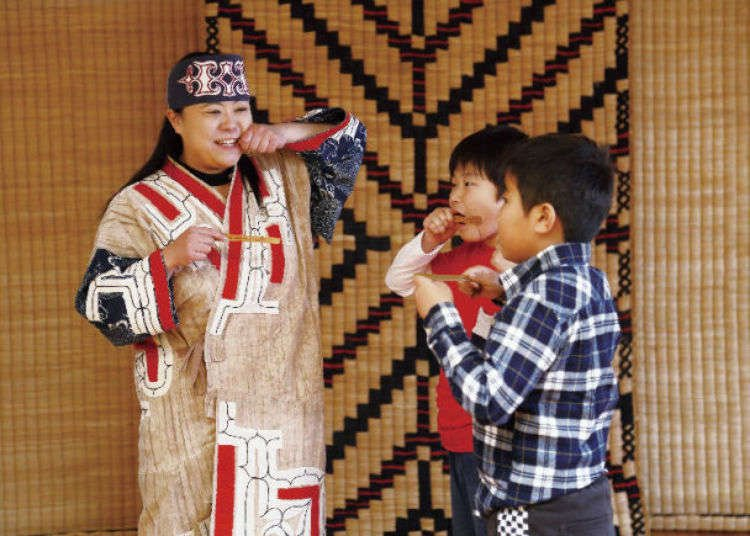 Experience Ainu Culture at Upopoy National Ainu Museum and Park