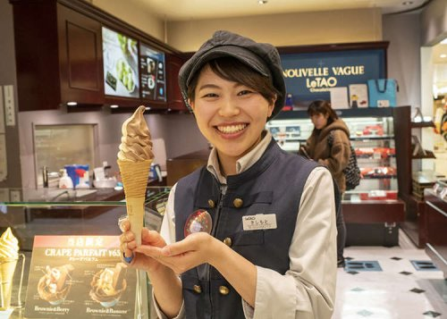LeTao Makes Japan's Amazing Dairy Even Better - With Tasty Chocolate Treats!