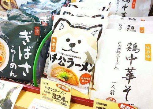 Top 5 Akita Souvenirs: Cuddly Akita-inu Plushies, Ramen & More!