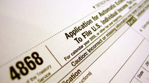 How to File a Tax Extension With the IRS