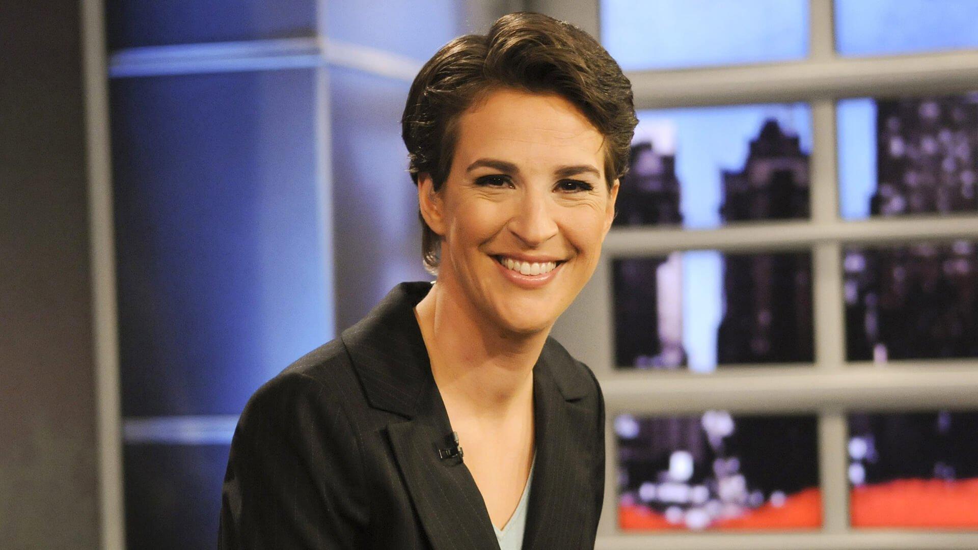 How Rich Is MSNBC Host Rachel Maddow?