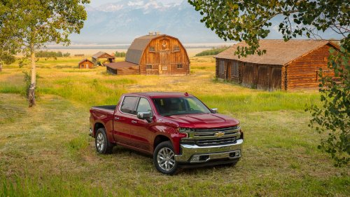 GM Announces Plans for Electric Silverado, Joining Ford and Tesla in Electric Truck Market