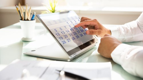 How To Plan Out Your Financial Check-Ins for the Year