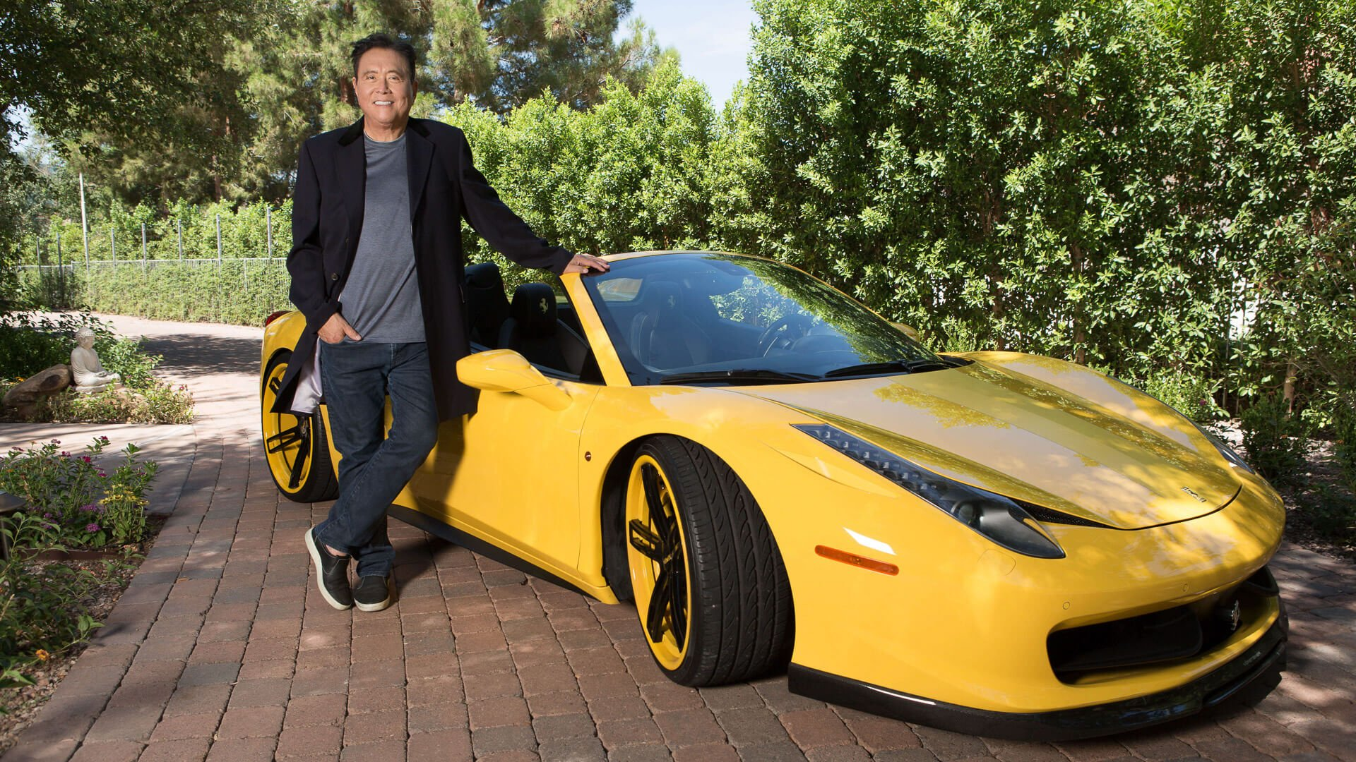 'Rich Dad Poor Dad' Author Robert Kiyosaki: You Should Never Say 'I Can't Afford That'