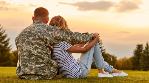 How the Military Incentivizes Getting Married With Pay