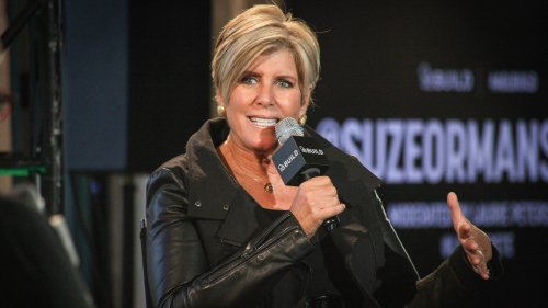 A Look Back at the Career of Suze Orman