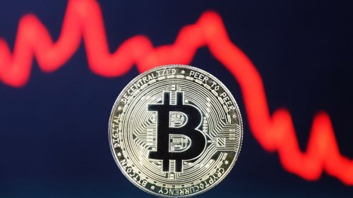 Bitcoin Crashes After Weekend Price Surge
