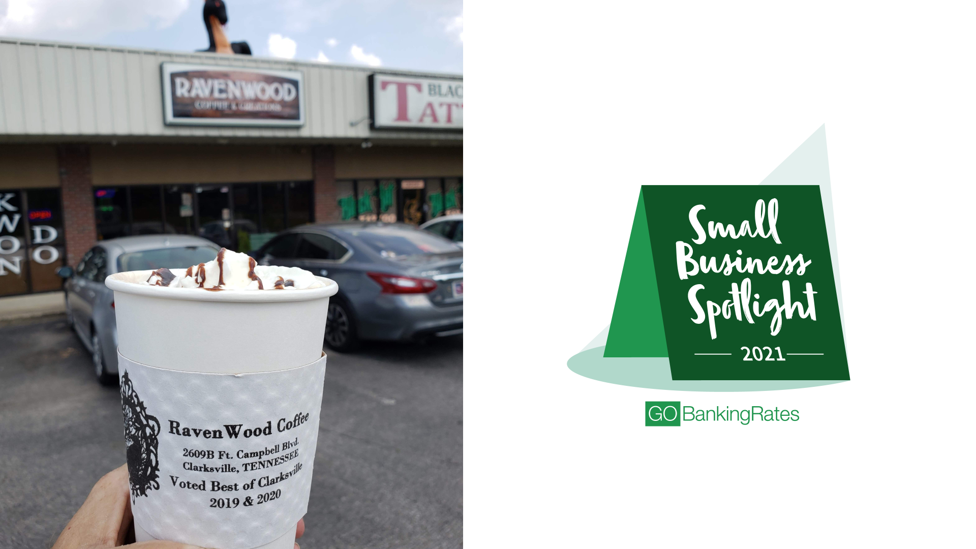 A Tennessee Coffee Shop Is Paying It Forward By Boosting Other Small Businesses
