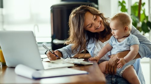 Everything New Parents Need To Know About Filing Taxes This Year