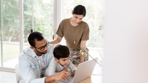 6 Remote Job Options for Military Spouses