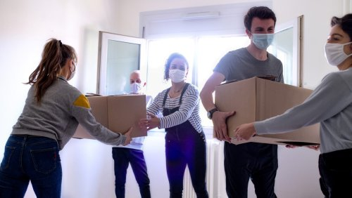 45% of Americans Have Moved During the Pandemic, New Study Finds